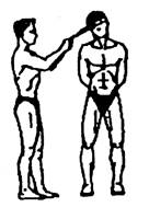 Упражнение 13 для развития мышц шеи